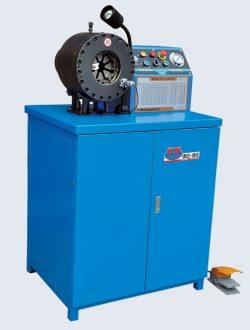 Станок-пресс для обжима рукавов с 3 режимами работы KM-91C, KM-91C-6