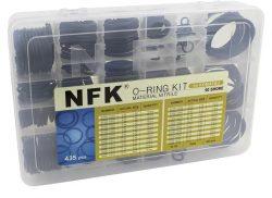 Наборы кольцевых уплотнений NFK в ассортименте
